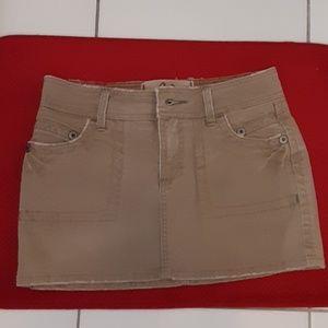 Marlow skirt, color khaki, size 26